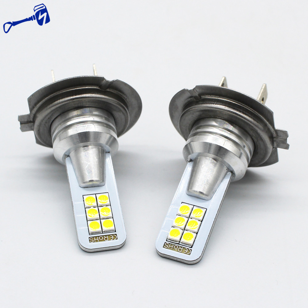 Fiesta st led fog light bulb