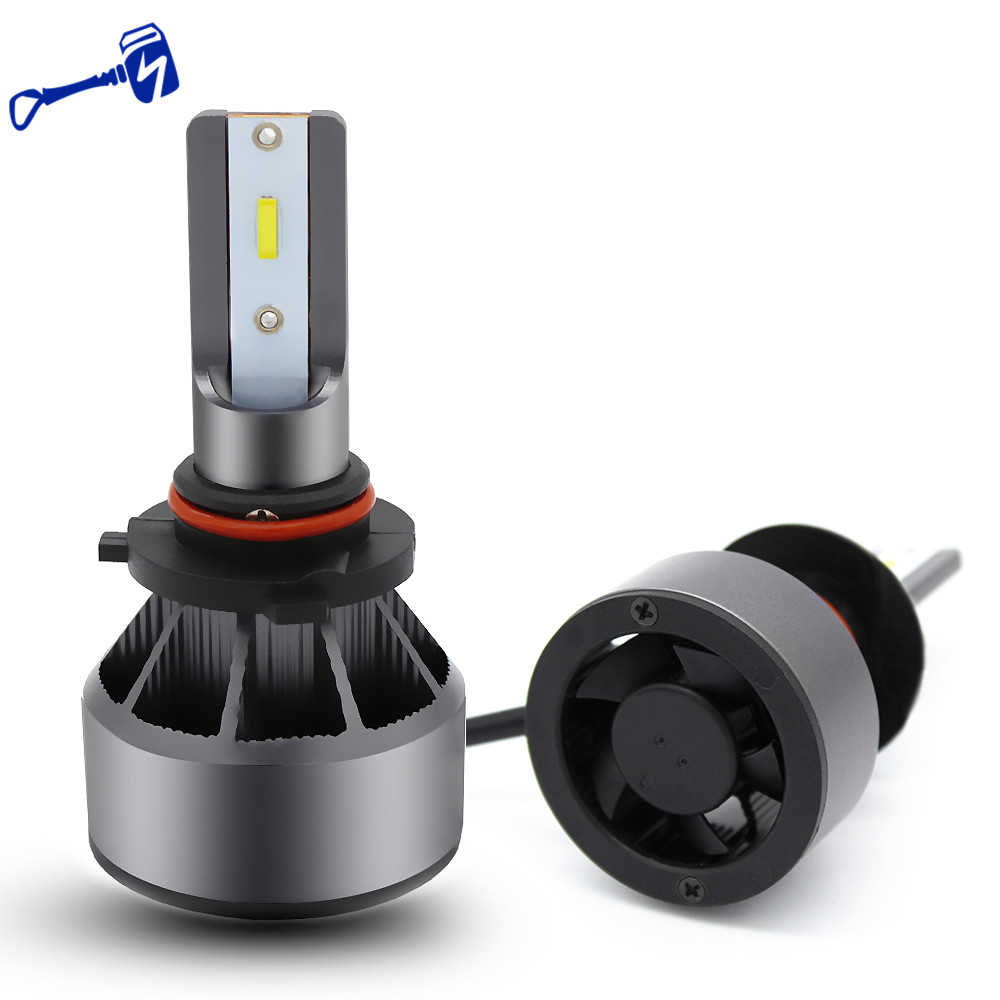 Canbus led car bulbs 9005