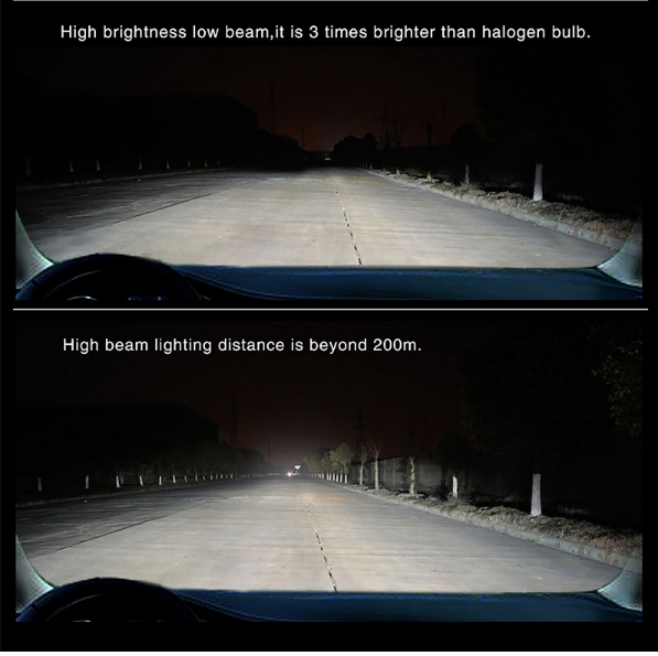 LED headlights for cars 3 times brighter then halogen bulb .png